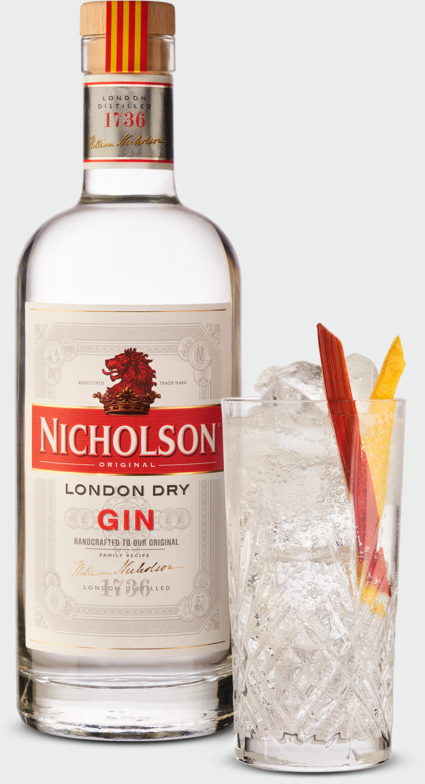 Nicholson Gin - The Distillery London