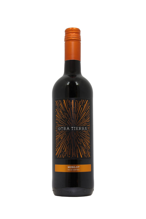 Otra Tierra Merlot, Chile - Vegan - The Distillery London