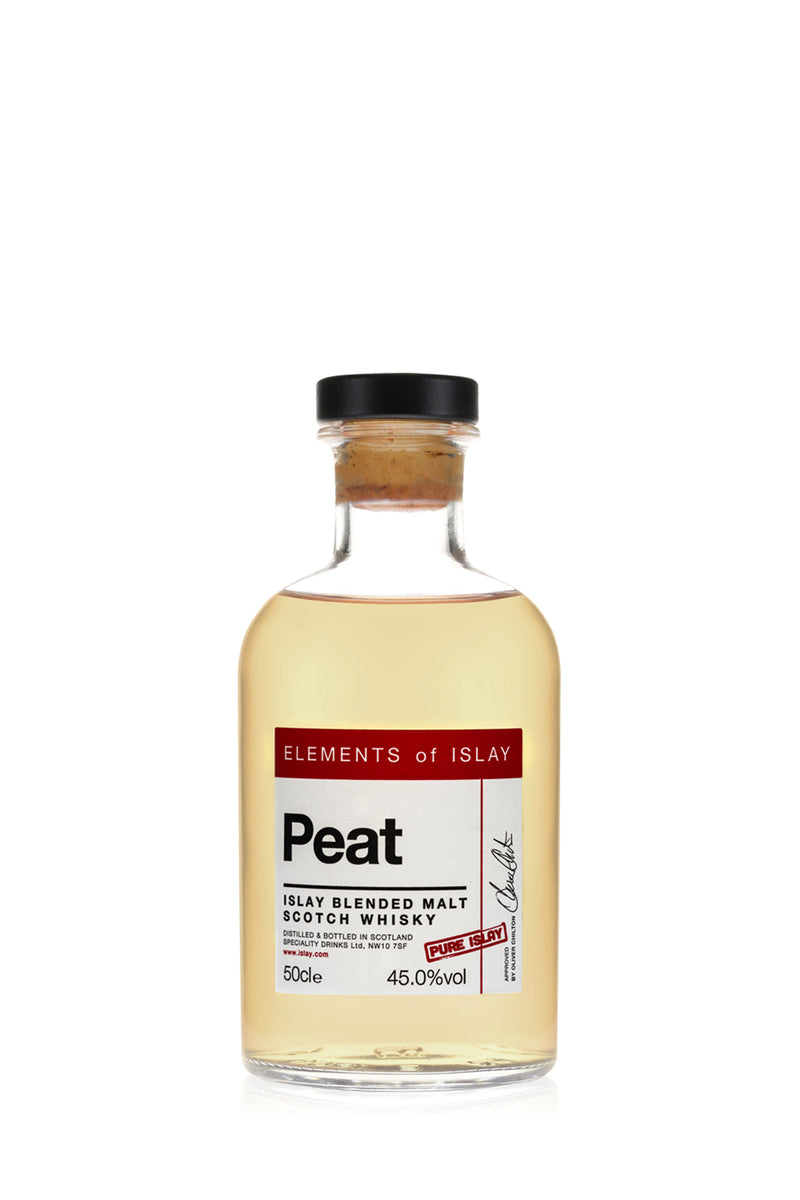 Elements of Islay - Peat 45 - The Distillery London