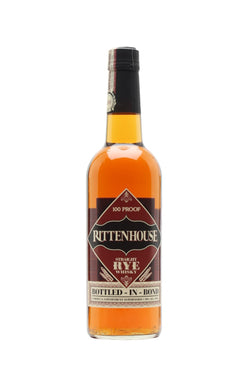 Rittenhouse Straight Rye Whisky - The Distillery London