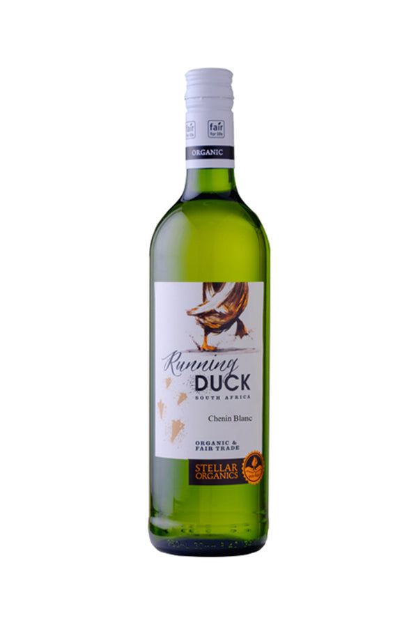 Running Duck Fairtrade 'Organic' Chenin Blanc, South Africa - Vegan