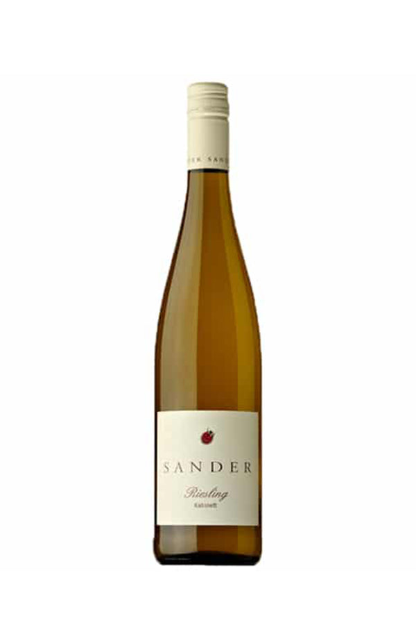 Sander 'Organic' Riesling, Germany - Vegan - The Distillery London