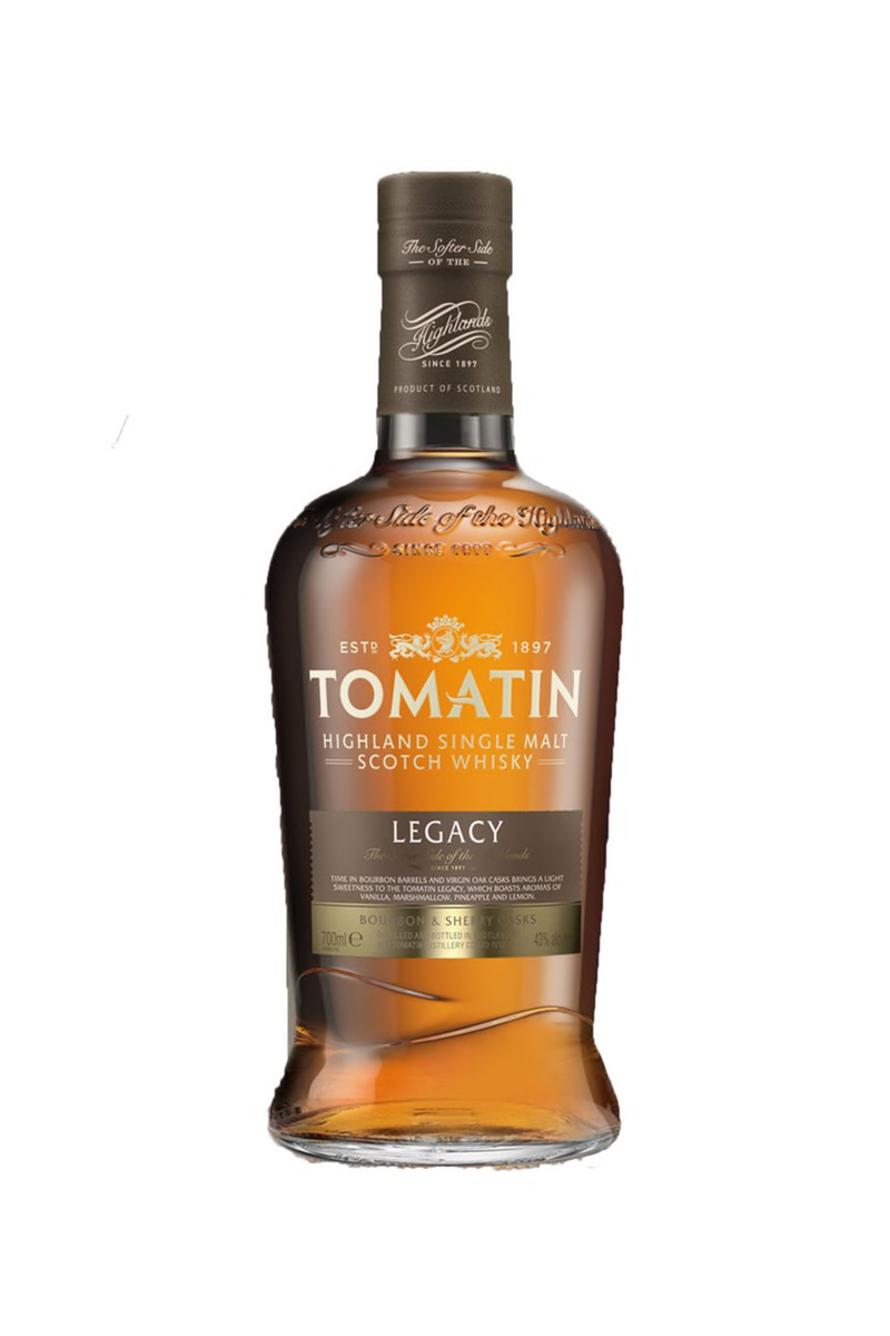 Tomatin Legacy Single Malt Scotch Whisky - The Distillery London