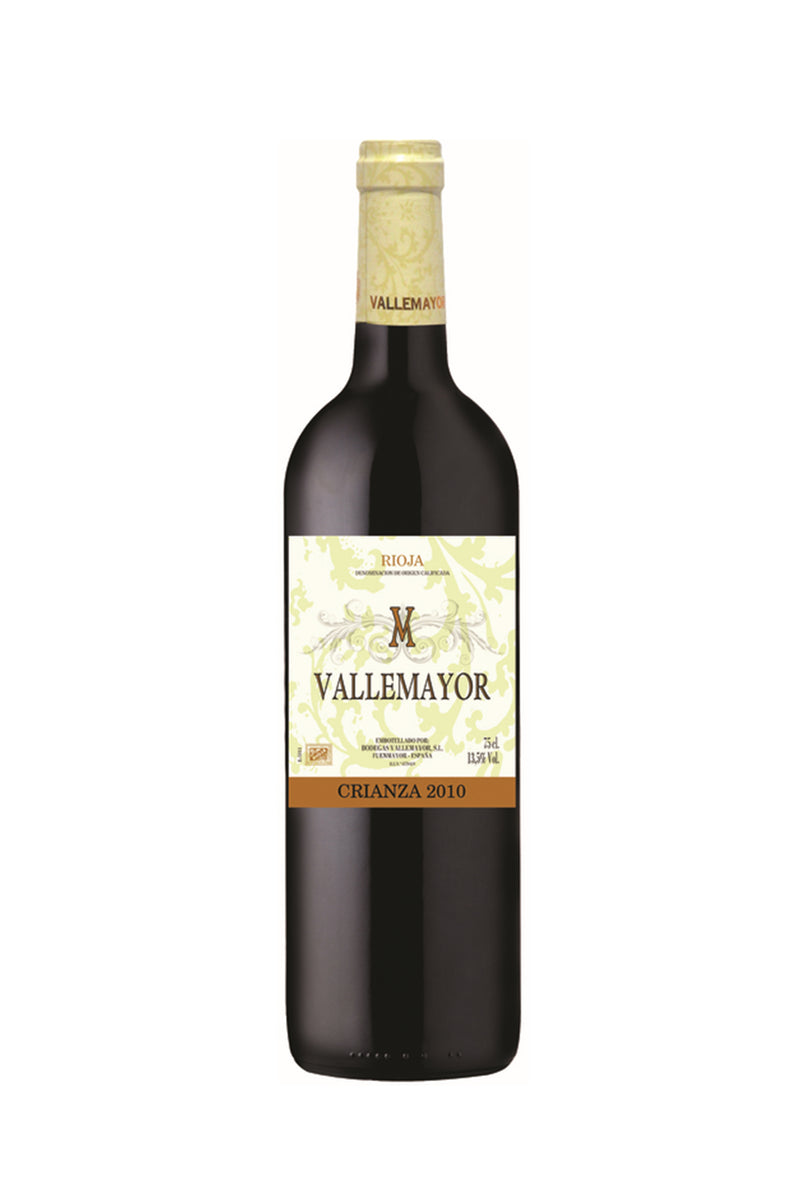 Vallemayor Rioja Crianza, Spain - Vegan - The Distillery London