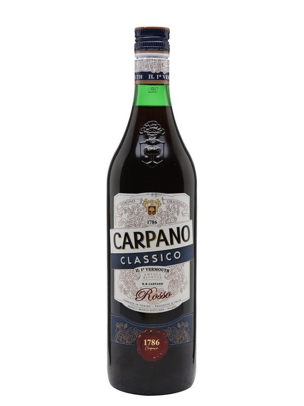 Carpano Classico Vermouth - The Distillery London