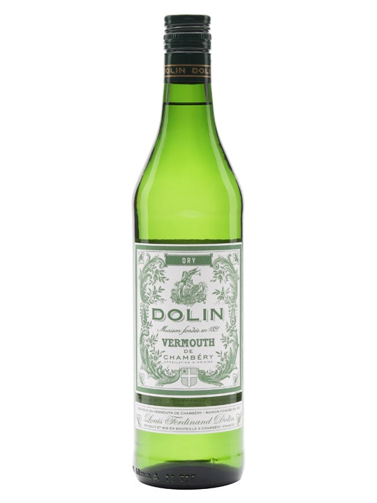 Dolin de Chambery Dry Vermouth - The Distillery London