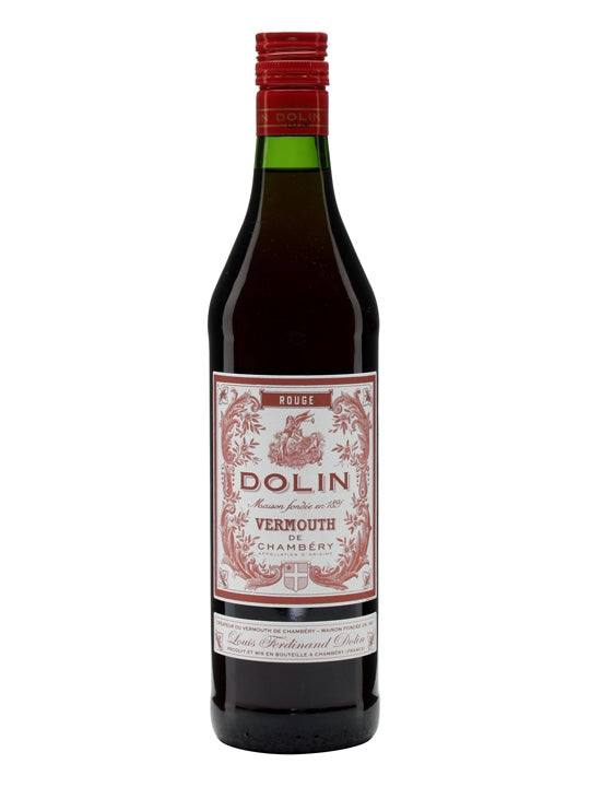 Dolin de Chambery Rouge Vermouth - The Distillery London