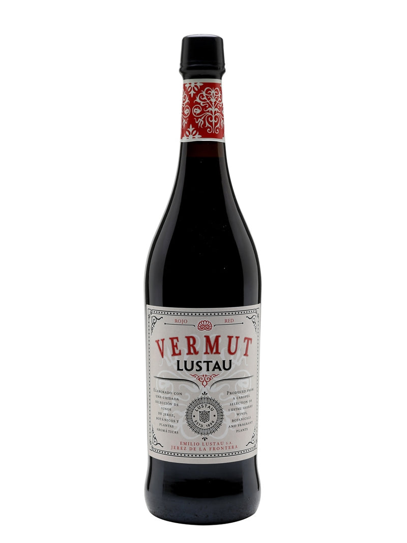 Lustau Vermut Rojo - The Distillery London