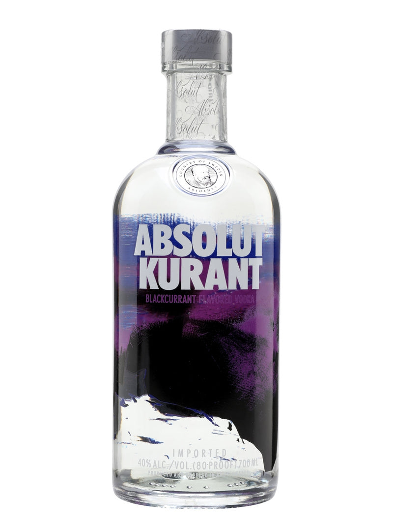 Absolut Kurant Vodka - The Distillery London