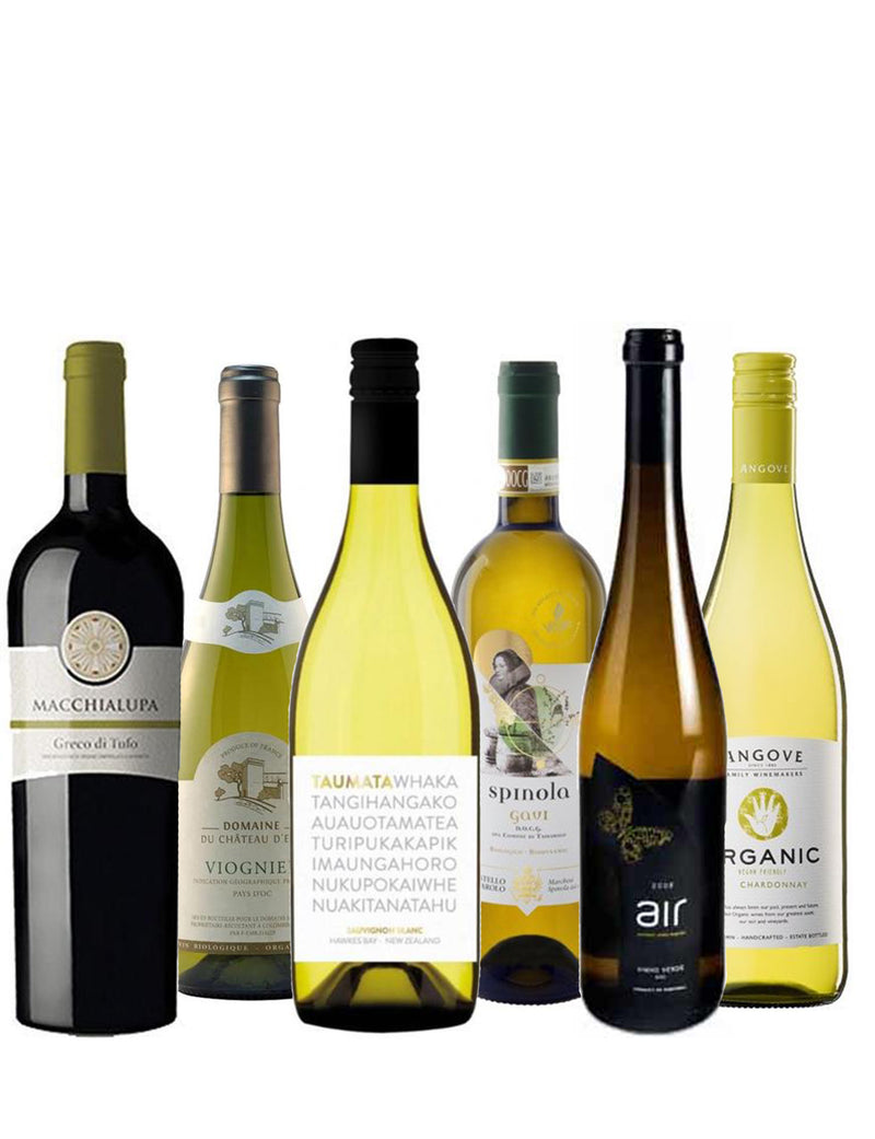 House of Wine - Wonderful Whites Mixed Case