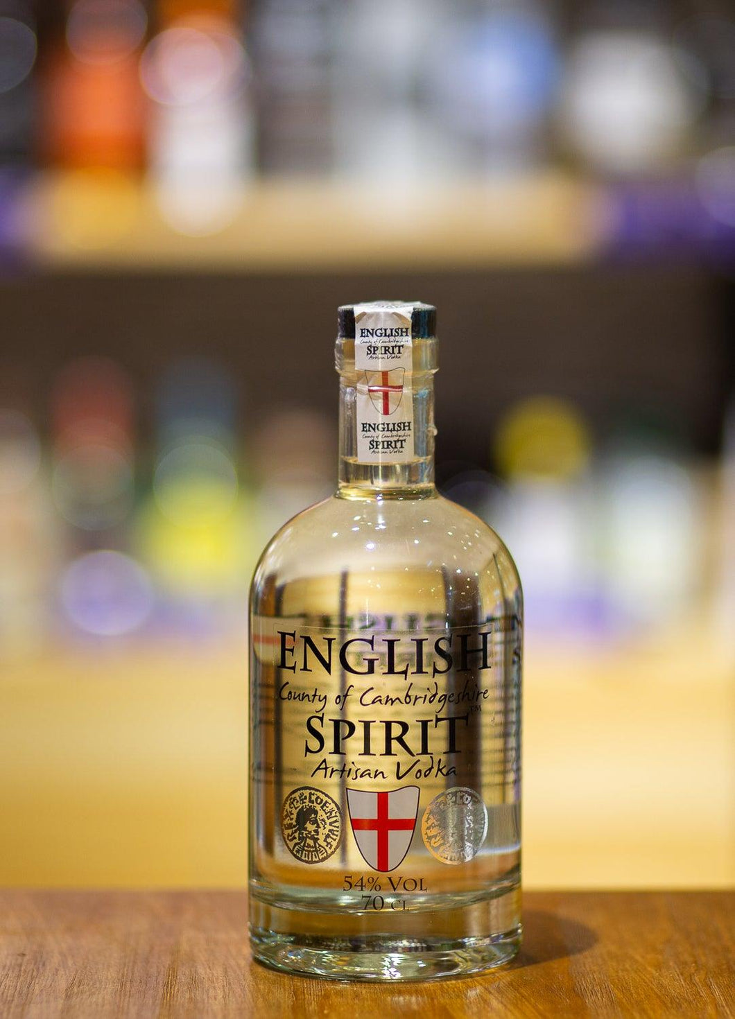 English Spirit Vodka