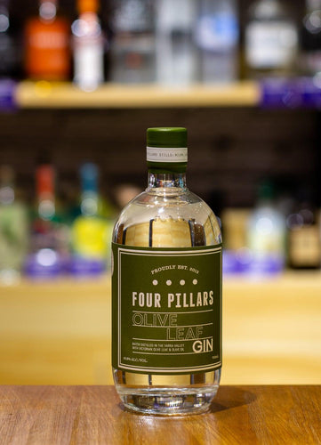 Four Pillars Olive Gin
