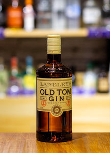 Langley Old Tom Gin
