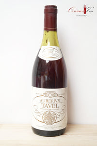 Auberive Tavel NB Vin 1985