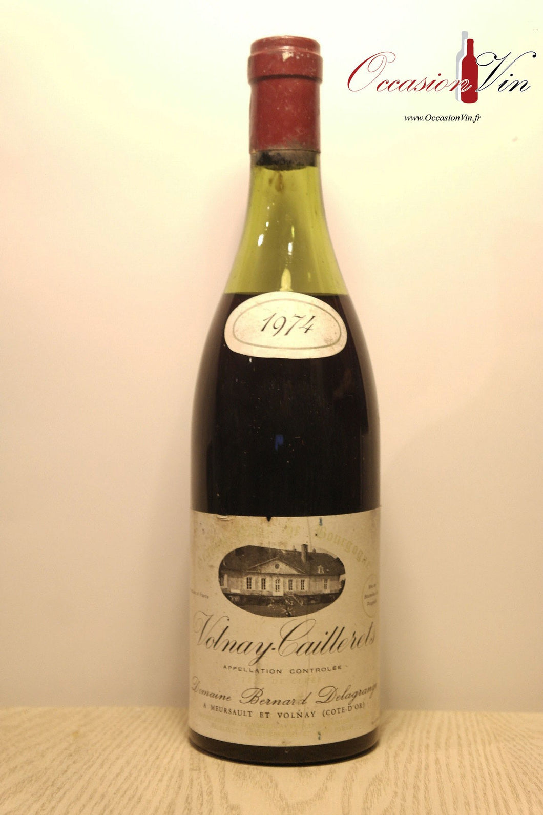 Volnay-Caillerets Vin 1974