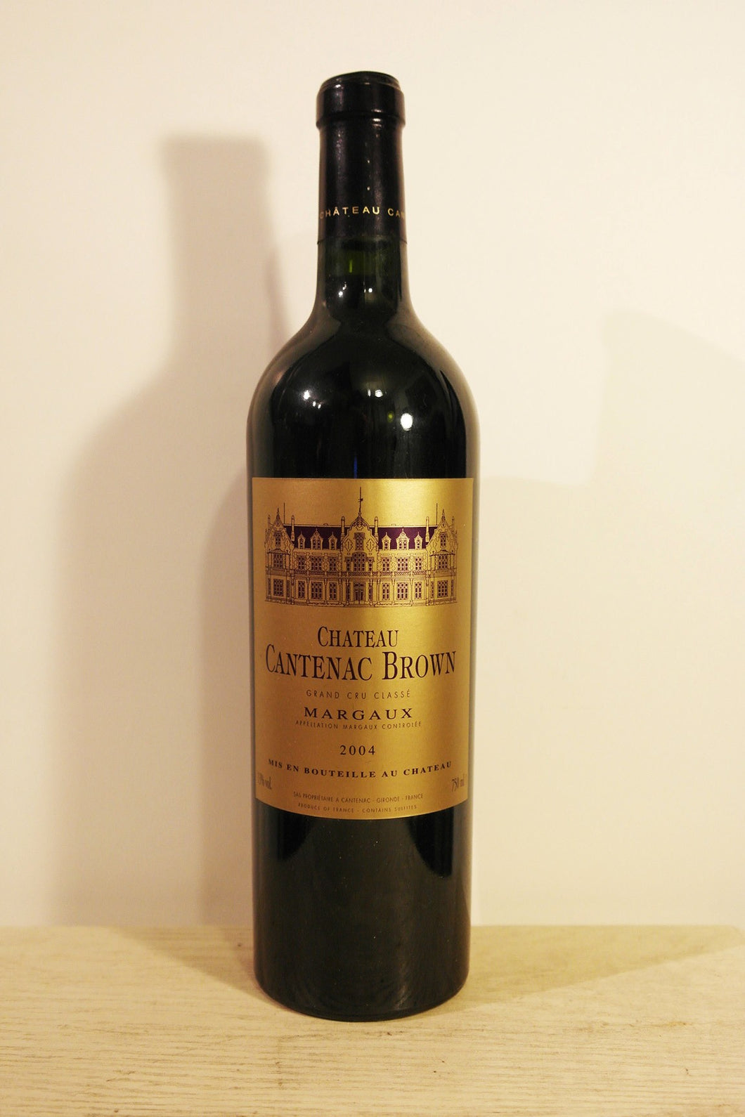 Cantenac Brown Vin 2004