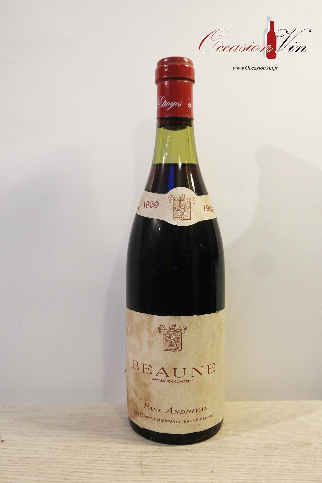 Beaune Andrival Vin 1969