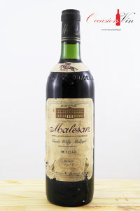 Malesan Willy Melliger Vin 1982