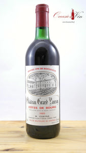 Château Grand Launay Vin 1985