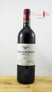Château Biston-Brillette Vin 1997