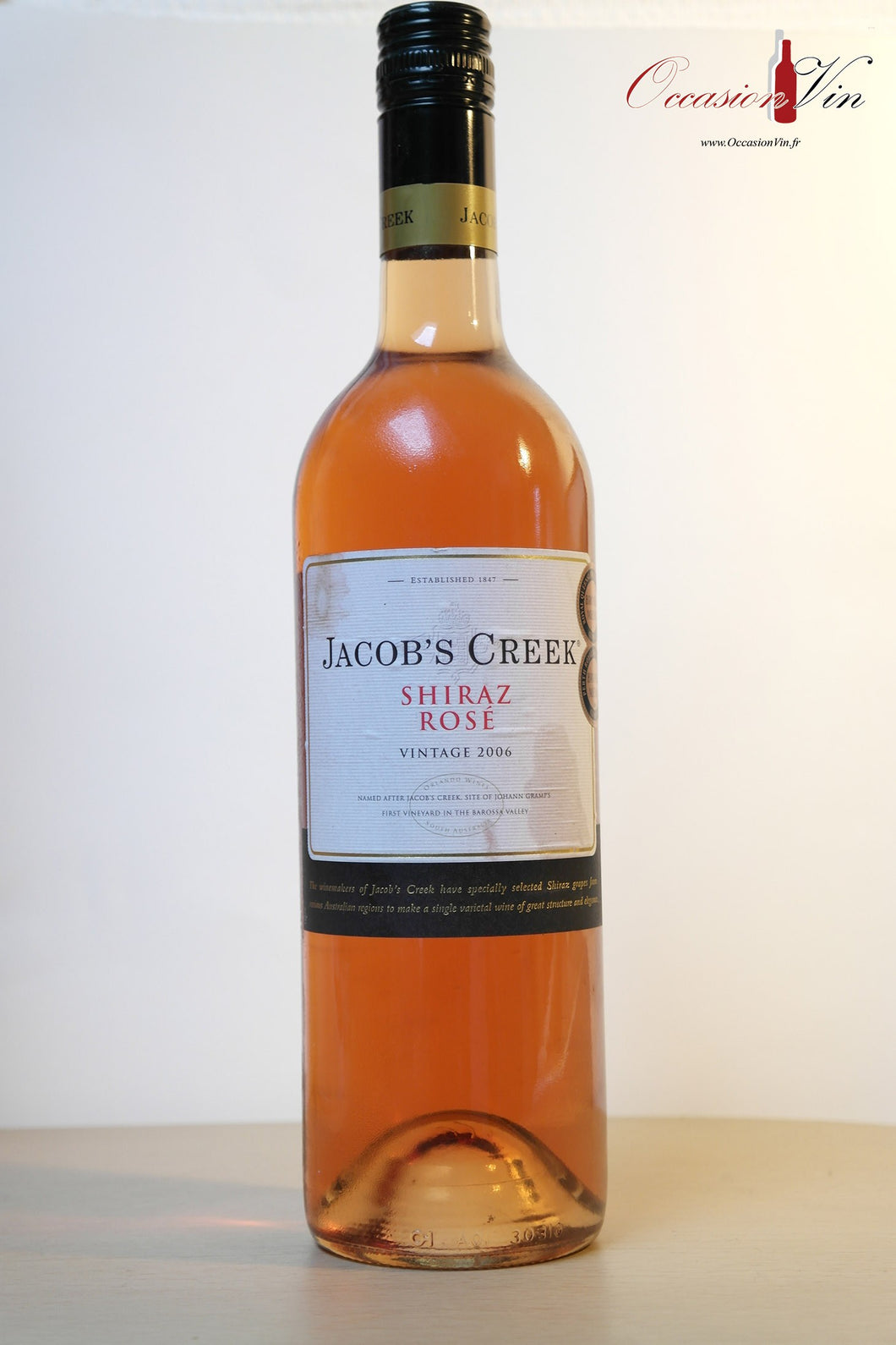 Jacob's Creek Shiraz Rosé Vin 2006