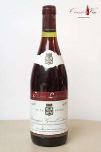 Bourgogne Grand Ordinaire Vin 1986