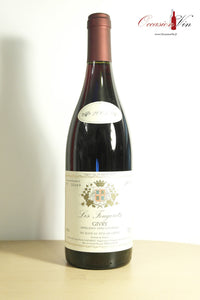 Les Fougerets Givry Vin 2005