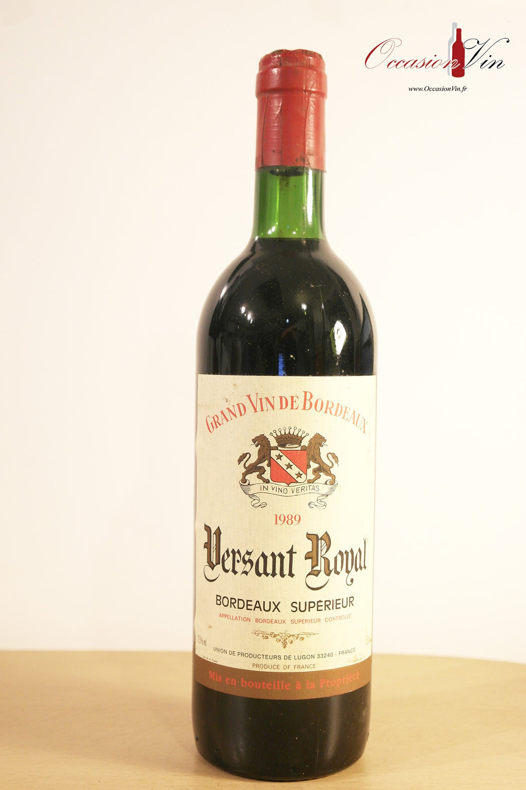 Versant Royal Vin 1989