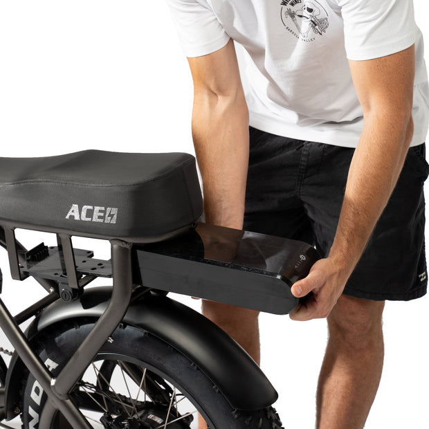ACE-S Plus+ Fat Tyre Electric Bike