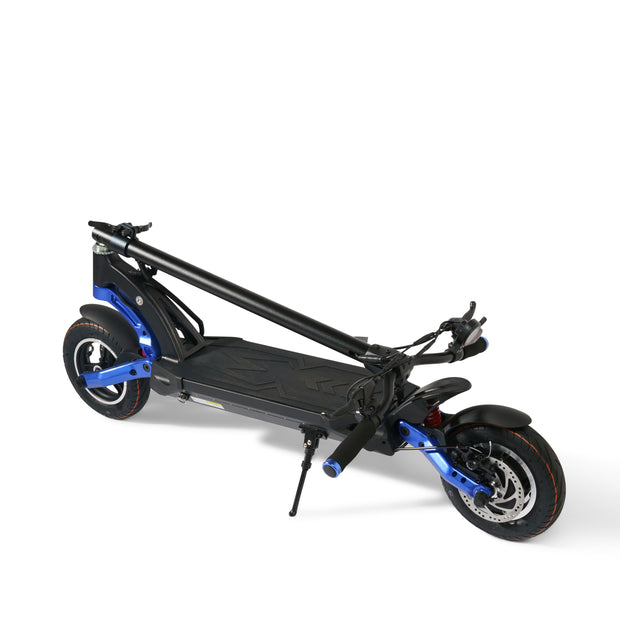 Kaabo Mantis Electric Scooter Folded