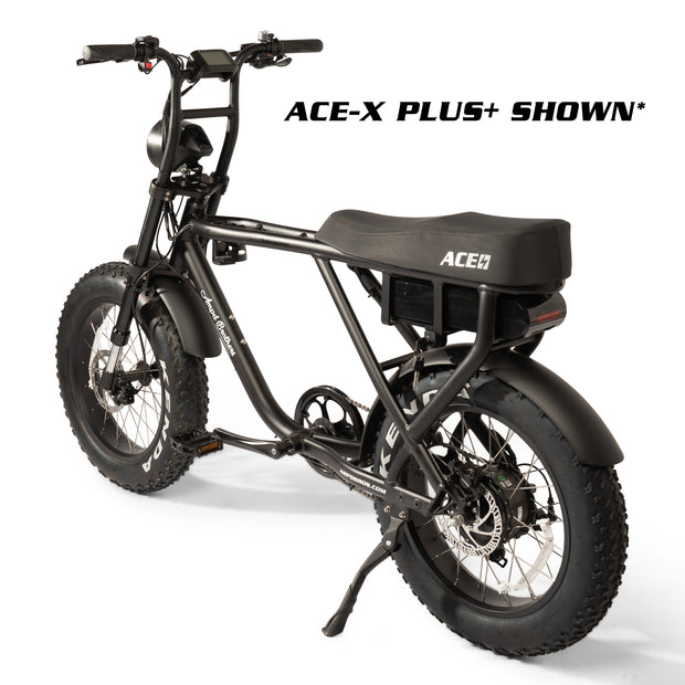 Ace-X Bike Black