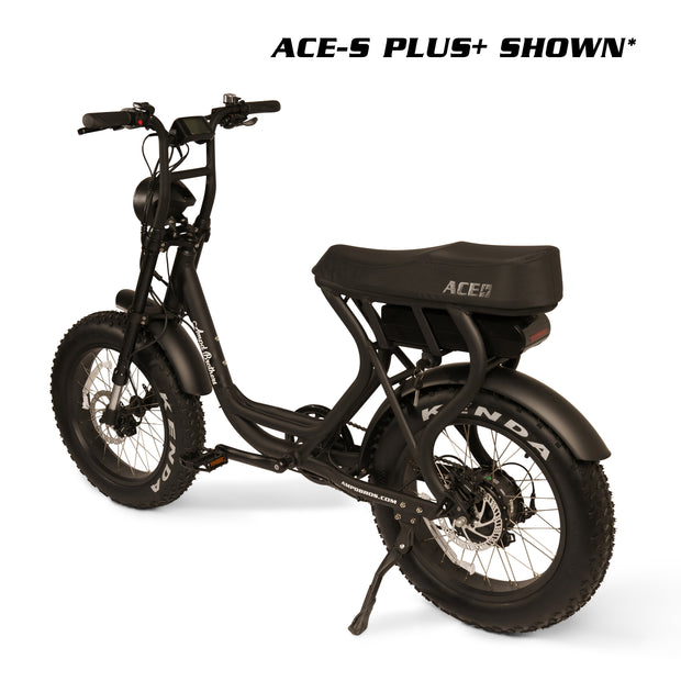 ACE-S PLUS Suspension Upgrade, Brake Upgrade, Battery Upgrade