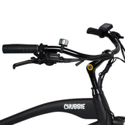Chubbie Fat Tyre Electric Beach Cruiser Bike