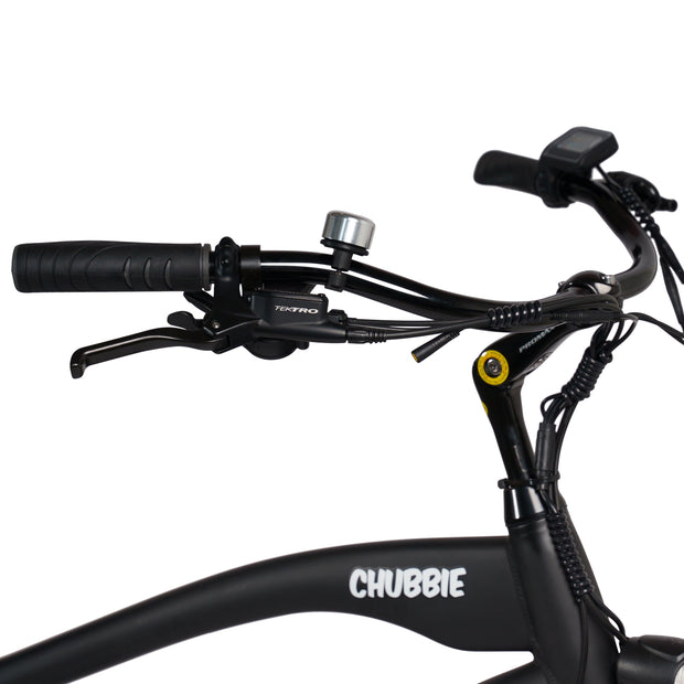 7 Speed Shimano Electric Cruiser Bike