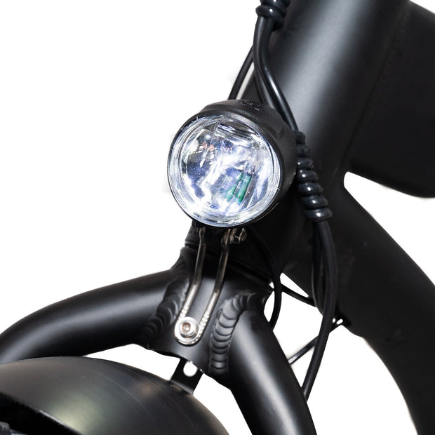 48V LED E-Bike Front Headlight