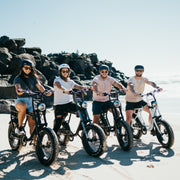 Beach Riding Fat Tyre Electric Bike