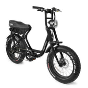 ACE-S Electric Bike - Black