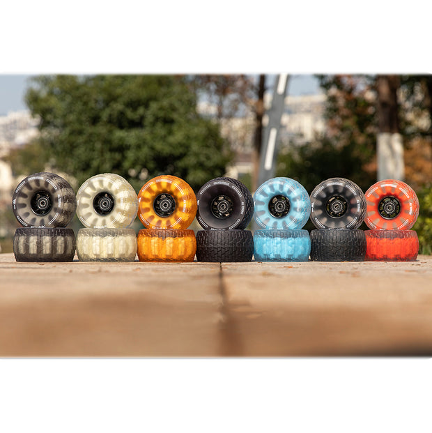 120mm Skateboard Cloud Wheel Foamies
