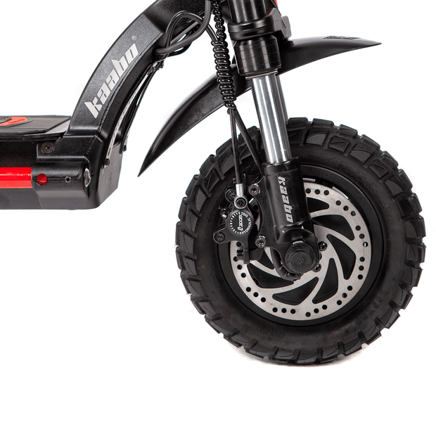 Kaabo Wolf Warrior X Plus Electric Scooter