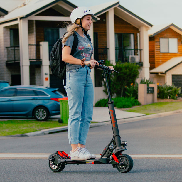 Kaabo Skywalker 8S Wide Wheel Electric Scooter