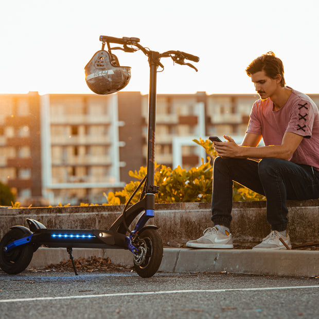 Kaabo Mantis Solo Single Motor Electric Scooter