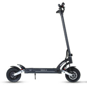 kaabo mantis elite electric scooter silver