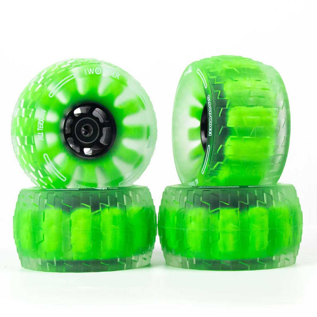 cloud wheel green