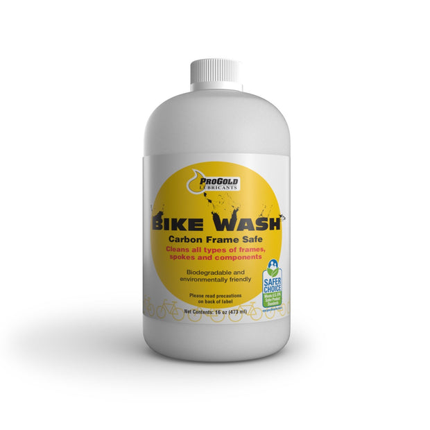pro gold bike wash 473ml