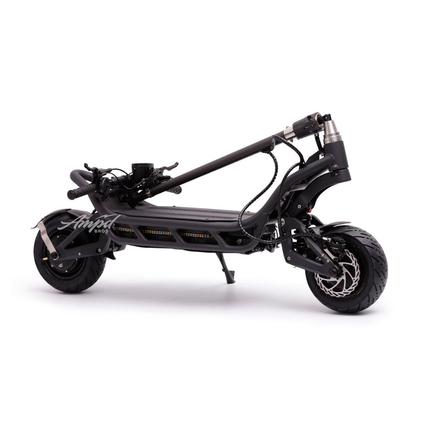 nami burn-e viper scooter folded