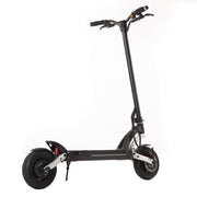 mantis elite electric scooter black silver