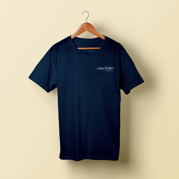 The Brothers Navy Tee