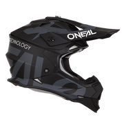 ONEAL 2021 Slick 2.0 MX Helmet Black