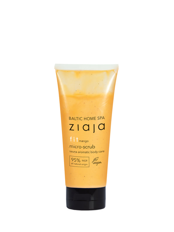 Ziaja Baltic Home SPA Fit Sauna Microscrub 190 ML