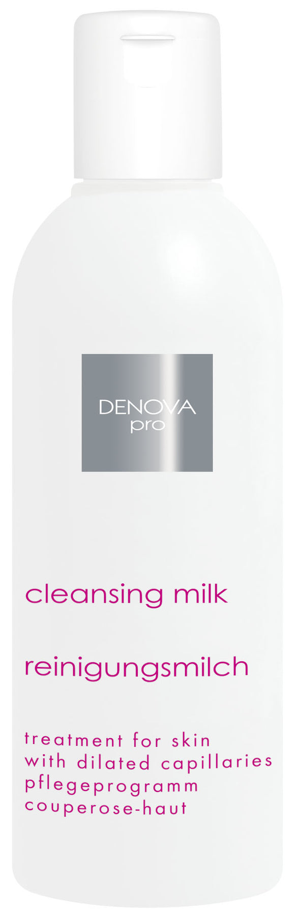 Ziaja Denova Pro cleansing milk For Dilated Capillaries 200 ml